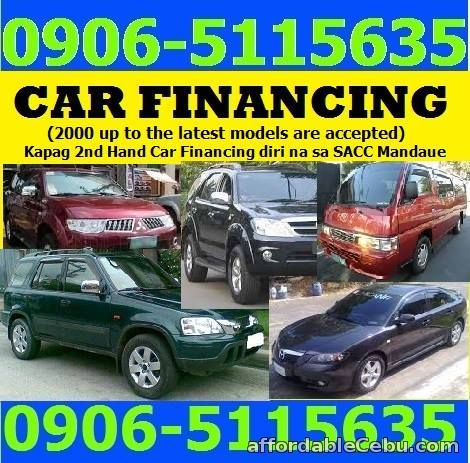 Second Hand Car Financing Offer Mandaue City Cebu Philippines 40859