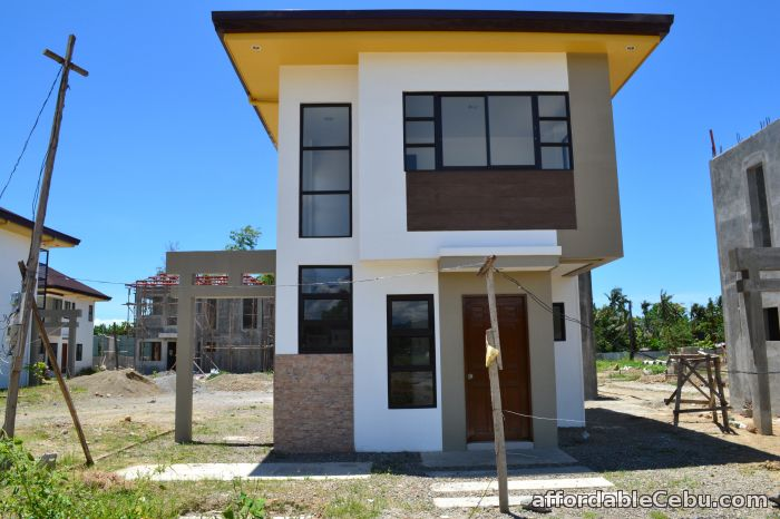 1st picture of Brand New 2 Bedroom House in a subdivision next to International School For Rent in Cebu, Philippines