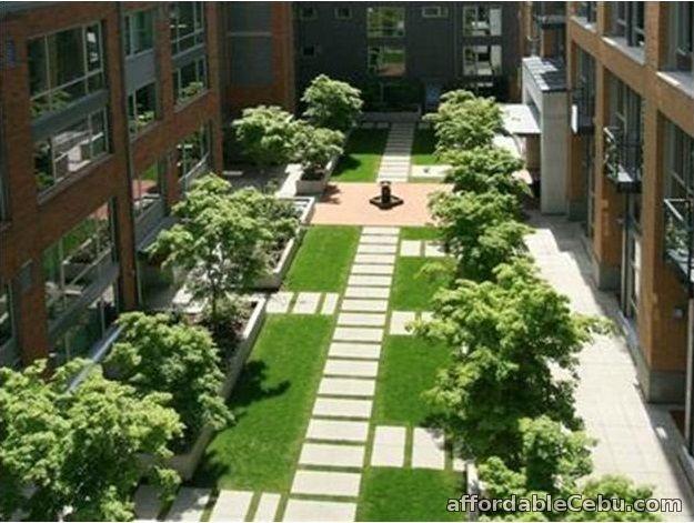 The courtyards condominium at brookridge banawa cebu city for Brookridge heights