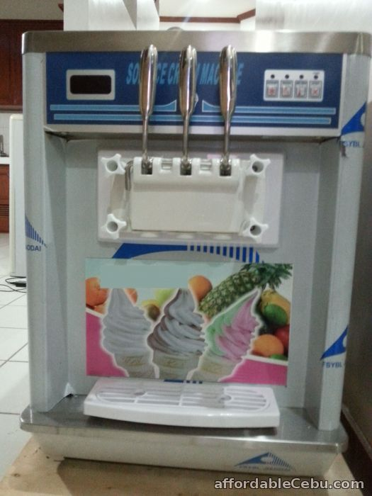 Soft Ice Cream Machine for sale For Sale Cebu City Cebu ...