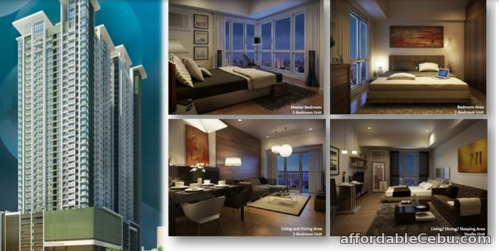 1st picture of 3 br condo in Makati For Sale in Cebu, Philippines