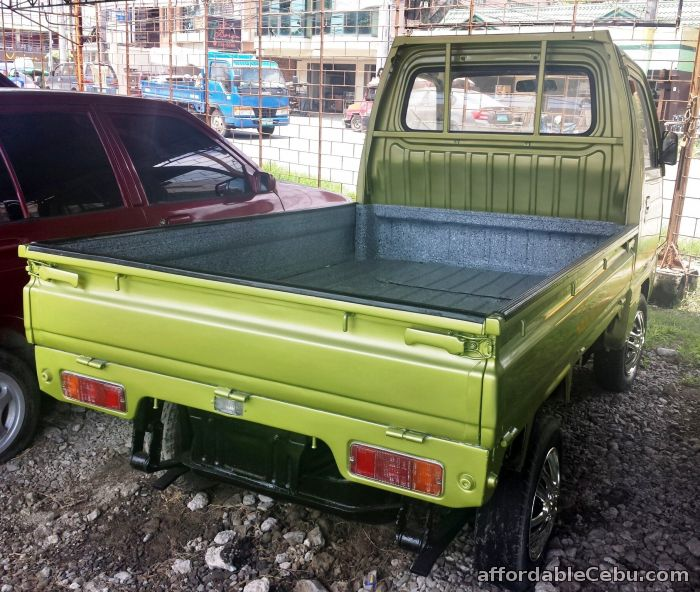 3rd picture of Own a Suzuki Multicab for 350php a day For Sale in Cebu, Philippines