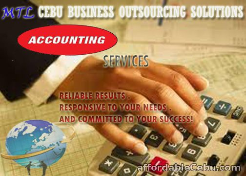 1st picture of The most reliable Accounting and Bookkeeping Services in Cebu Philippines Offer in Cebu, Philippines