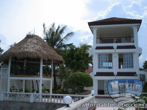 Beach house for sale compostella cebu for sale compostela for Beach property philippines