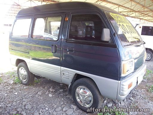 2nd picture of Own a New Condition Multicab Van For Sale in Cebu, Philippines