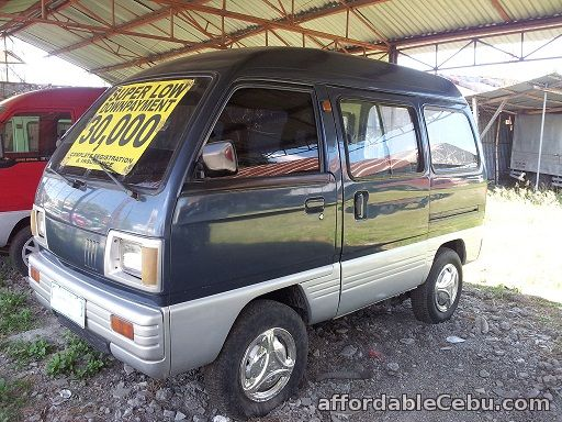 1st picture of Own a New Condition Multicab Van For Sale in Cebu, Philippines