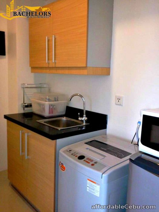 3rd picture of Fully Furnished Condo 1 Bedroom With Pool In Cebu Mabolo Cebu City For Rent in Cebu, Philippines