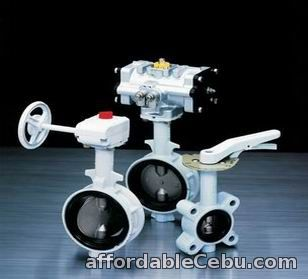 1st picture of Motorized Butterfly Valve, Pneumatic Butterfly Valve, Electric Butterfly Valve, Butterfly Valve With Actuator For Sale in Cebu, Philippines