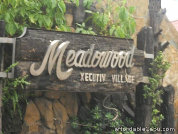 1st picture of Meadowood executive village For Sale in Cebu, Philippines
