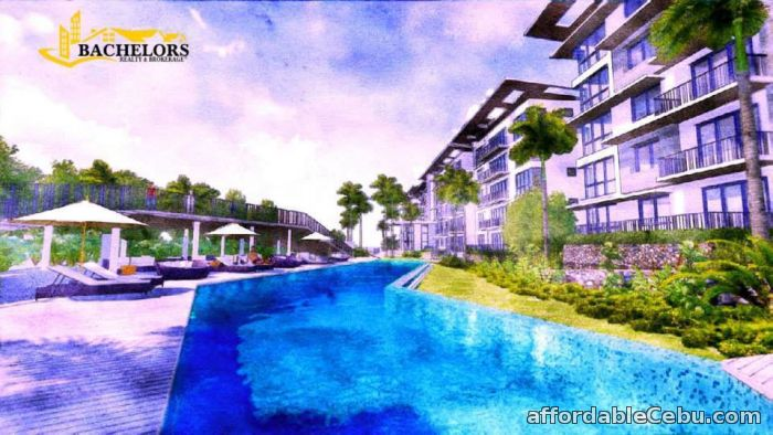 2nd picture of 32 SANSON by Rockwell free parking lot for the 2 bedroom unit and 3bedrooms For Sale in Cebu, Philippines