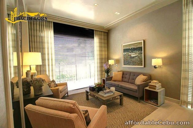 5th picture of 32 SANSON by Rockwell free parking lot for the 2 bedroom unit and 3bedrooms For Sale in Cebu, Philippines