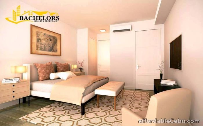 3rd picture of 32 SANSON by Rockwell free parking lot for the 2 bedroom unit and 3bedrooms For Sale in Cebu, Philippines