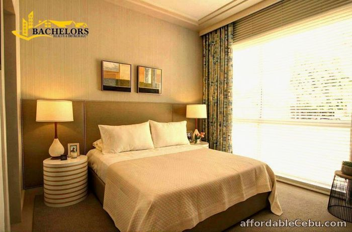 4th picture of 32 SANSON by Rockwell free parking lot for the 2 bedroom unit and 3bedrooms For Sale in Cebu, Philippines