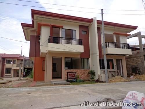4th picture of two storey duplex for sale calisto model For Sale in Cebu, Philippines
