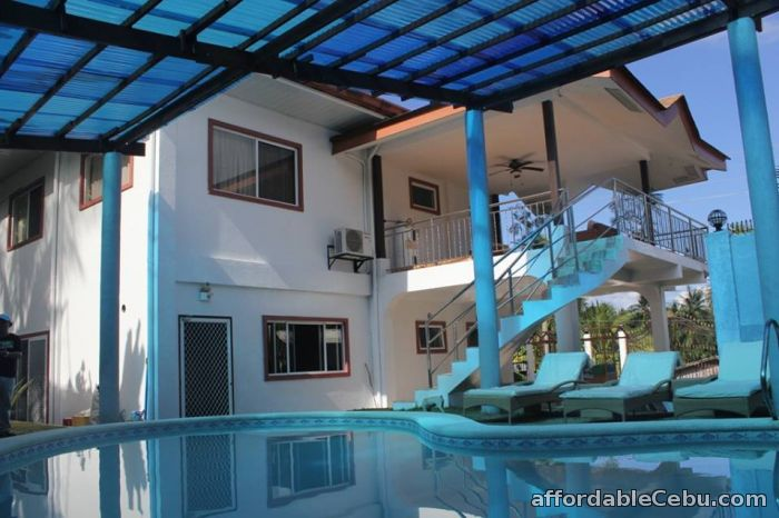 1st picture of house and lot  with swimming pool for sale For Sale in Cebu, Philippines