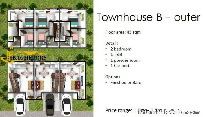 3rd picture of Affordable House and lot in Talisay Cebu with an overlooking view For Sale in Cebu, Philippines