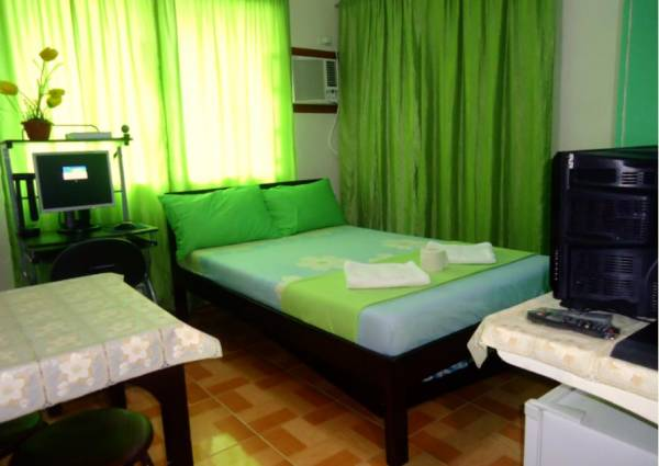 Cebu Fully Furnished Transient Rooms At P700 Day Total
