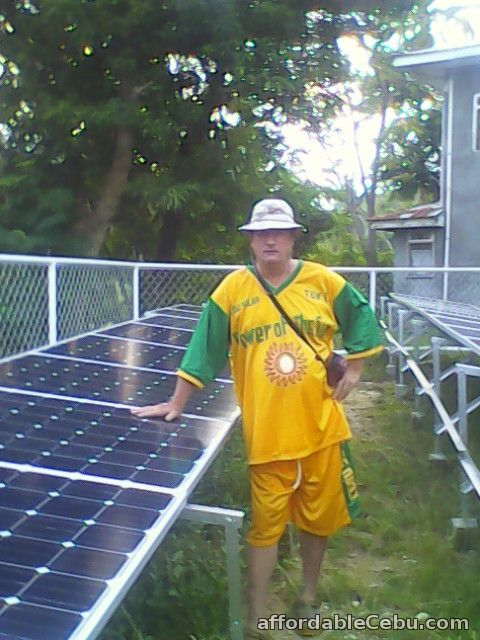 1st picture of solar power systems For Sale in Cebu, Philippines