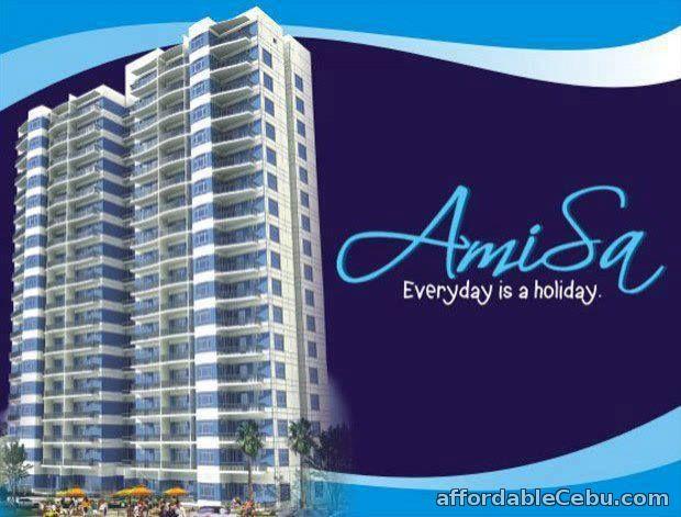 4th picture of Ready for occupancy unit condominium in Lapu-lapu City Amisa 2 bedroom For Sale in Cebu, Philippines