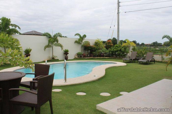 Rush Sale House Lot In Marigondon Mactan With Swimming Pool For Sale Lapu Lapu City Cebu