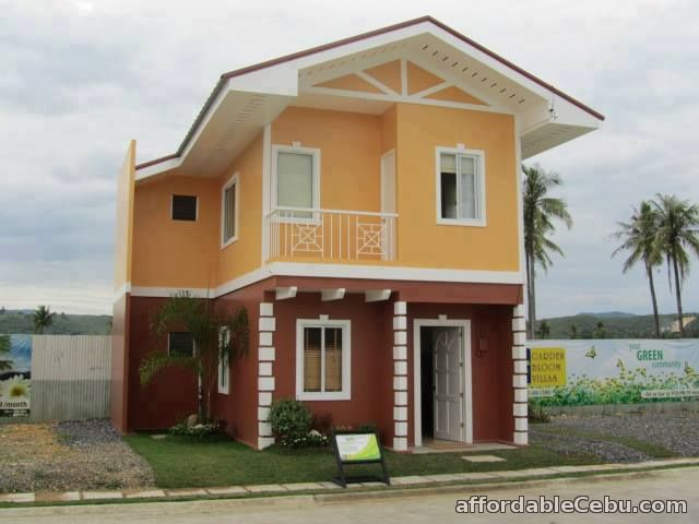 1st picture of Single detached house 2 storey at Garden Bloom Villas in Liloan Cebu For Sale in Cebu, Philippines