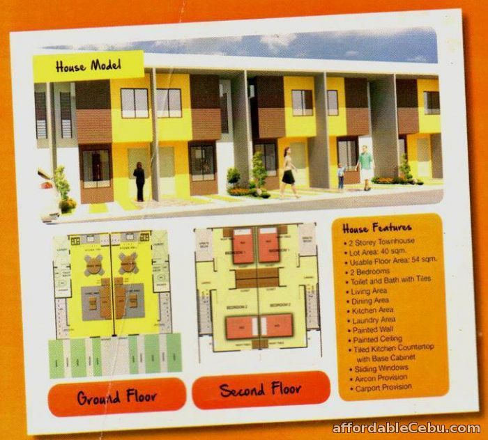 1st picture of Sunberry Homes, INC. at Soong Mactan Lapu-lapu City For Sale in Cebu, Philippines