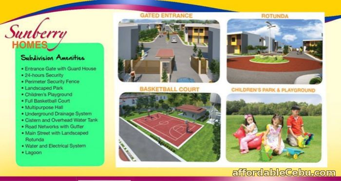 3rd picture of Sunberry Homes, INC. at Soong Mactan Lapu-lapu City For Sale in Cebu, Philippines