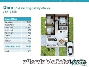 2nd picture of Affordable Single Storey House and Lot in Minglanilla for Sale For Sale in Cebu, Philippines