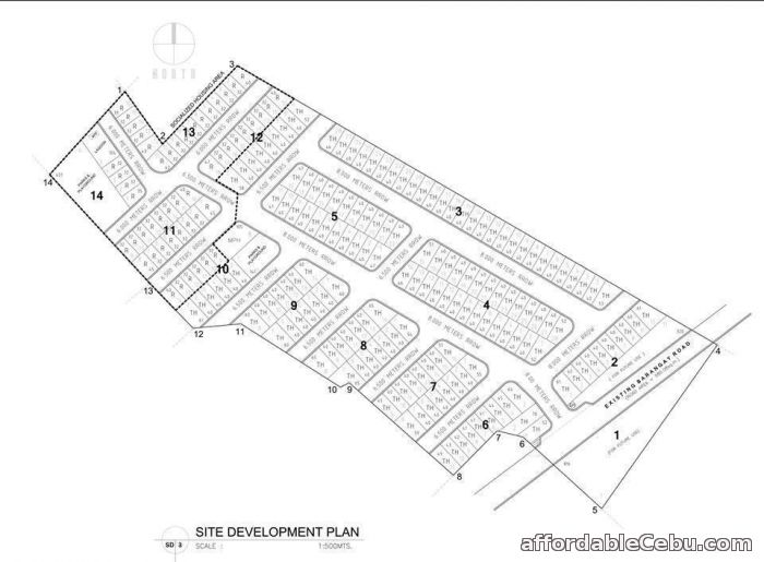 3rd picture of Blessed Sacrament Subdivision P11,714.72/month with SOLAR PANEL For Sale in Cebu, Philippines