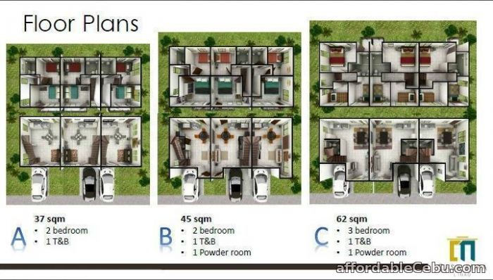 3rd picture of Low Cost Housing located in Talisay City for Sale For Sale in Cebu, Philippines