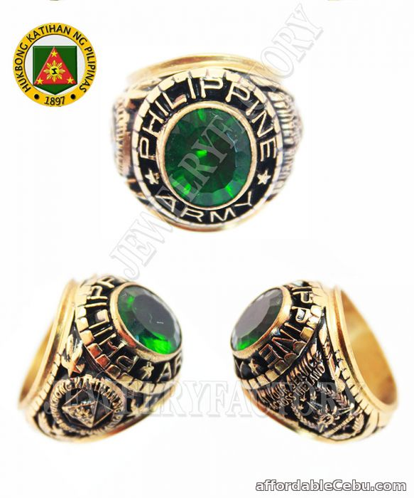 1st picture of Customized Military Bullring, Military and Army Ring, Bullring For Sale in Cebu, Philippines