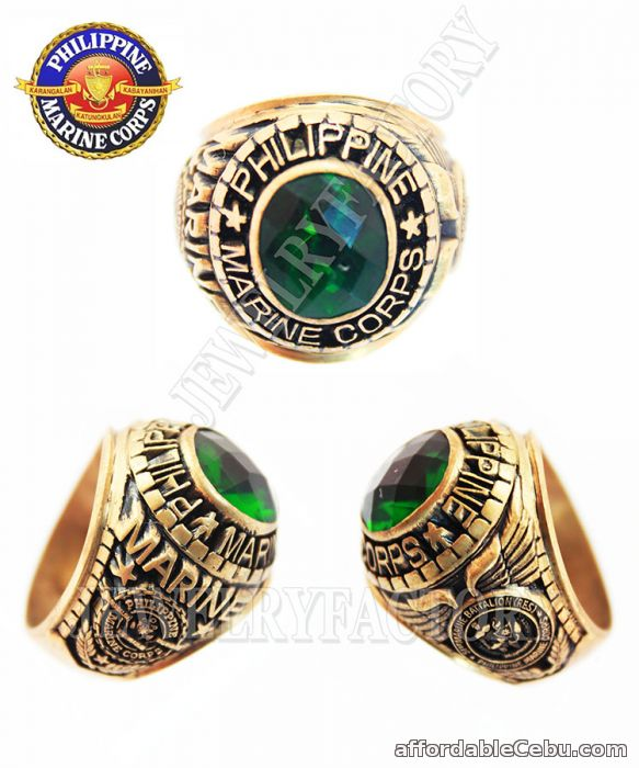 2nd picture of Customized Military Bullring, Military and Army Ring, Bullring For Sale in Cebu, Philippines