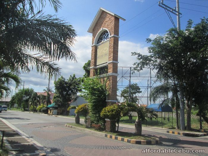 1st picture of Affordable Lot for Sale Rio De Oro Estates For Sale in Cebu, Philippines