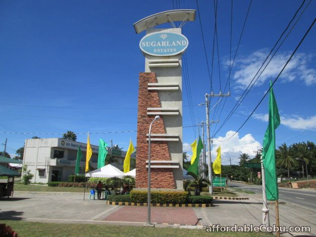 1st picture of Affordable Lot for Sale Sugarland Estates For Sale in Cebu, Philippines
