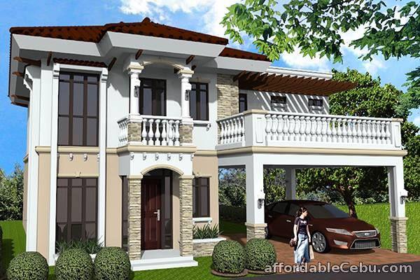 1st picture of House and Lot in Fonte Di Verssailles(Milano Model)in Minglanilla Cebu For Sale in Cebu, Philippines