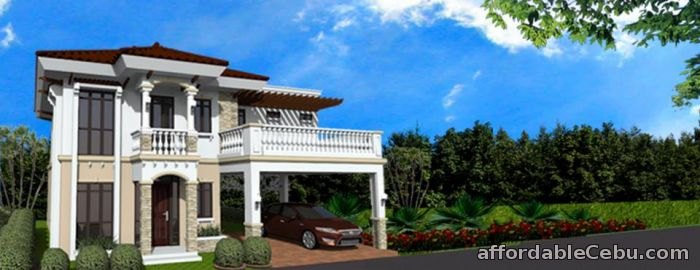 2nd picture of House and Lot in Fonte Di Verssailles(Milano Model)in Minglanilla Cebu For Sale in Cebu, Philippines