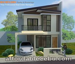 1st picture of 2 Storey Side attached house and lot in BoxHill Residences Talisay Cebu 09324592312 For Sale in Cebu, Philippines