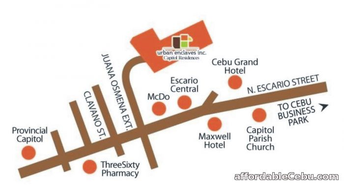 4th picture of 2STOREY 2BR TOWNHOUSE UNIT IN CAPITOL, CEBU CITY FOR SALE For Sale in Cebu, Philippines