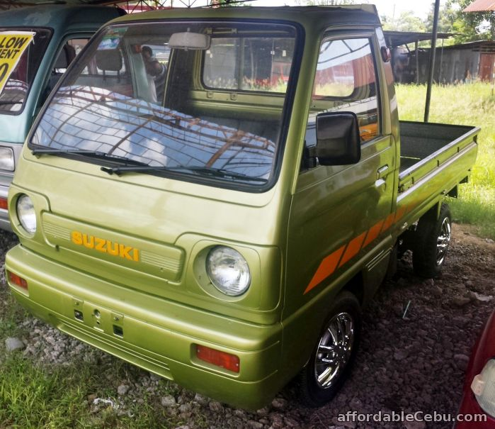 1st picture of 350 Pesos per Day Super Cheap Suzuki Multicab For Sale in Cebu, Philippines