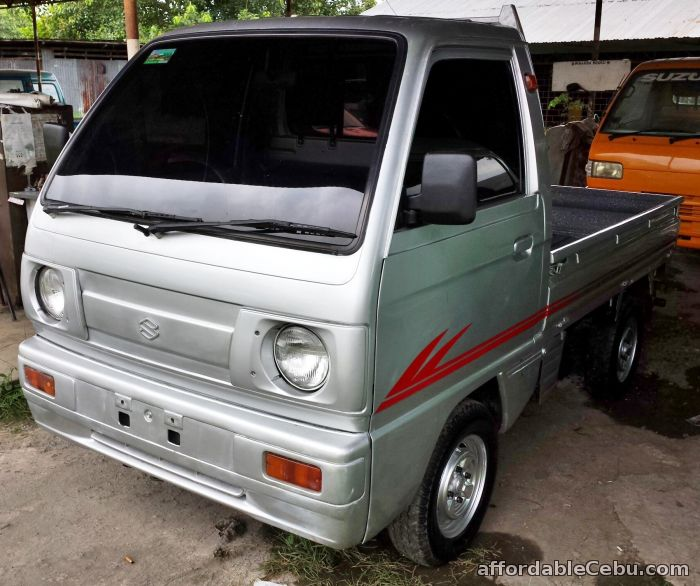 3rd picture of 350 Pesos per Day Super Cheap Suzuki Multicab For Sale in Cebu, Philippines