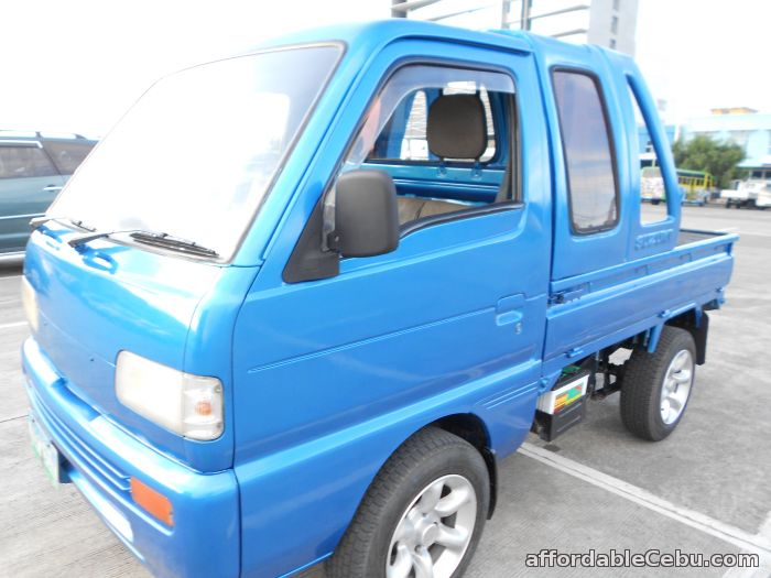 2nd picture of For RENT Multicab Pick-up type with Canopy in Mandaue City For Rent in Cebu, Philippines