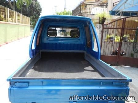 5th picture of For RENT Multicab Pick-up type with Canopy in Mandaue City For Rent in Cebu, Philippines
