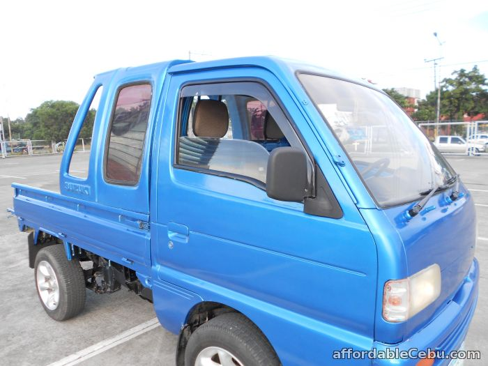 1st picture of For RENT Multicab Pick-up type with Canopy in Mandaue City For Rent in Cebu, Philippines
