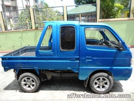 4th picture of For RENT Multicab Pick-up type with Canopy in Mandaue City For Rent in Cebu, Philippines