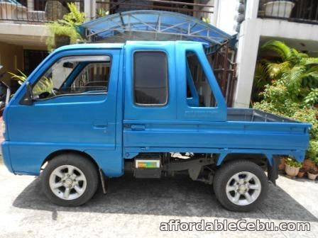3rd picture of For RENT Multicab Pick-up type with Canopy in Mandaue City For Rent in Cebu, Philippines