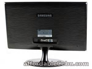 2nd picture of For Sale SAMSUNG MONITOR S20A300B For Sale in Cebu, Philippines