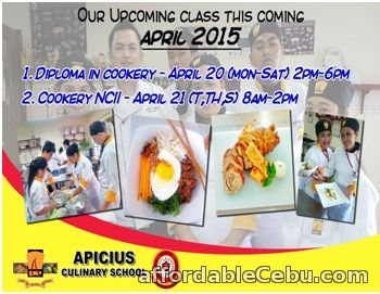 1st picture of BEST & AFFORDABLE CULINARY SCHOOL - APICIUS CULINARY ARTS & HOTEL MANAGEMENT INC. Offer in Cebu, Philippines