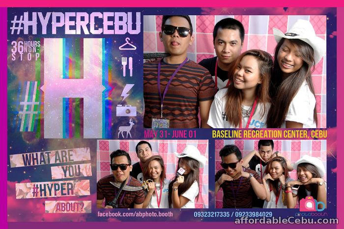 2nd picture of Cebu affordable photobooth rental / A|B Photobooth For Rent in Cebu, Philippines