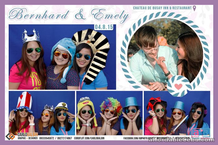 5th picture of Cebu affordable photobooth rental / A|B Photobooth For Rent in Cebu, Philippines