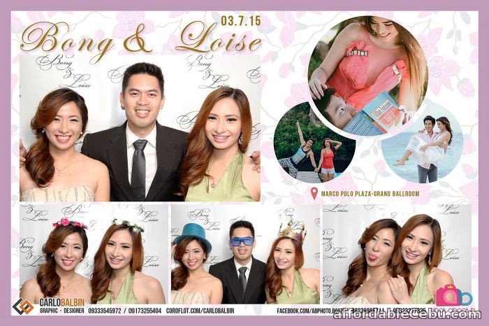 4th picture of Cebu affordable photobooth rental / A|B Photobooth For Rent in Cebu, Philippines